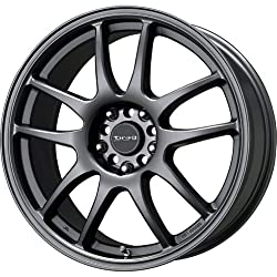 Drag DR-31 Charcoal Grey Wheel (17×7″/5x100mm)