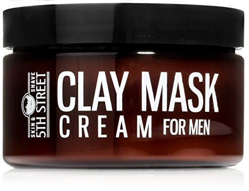 bentonite-kaolin-mens-clay-face-mask-for-mens-acne-5th-street-skin-shave-mens-face-and-acne-care-pro