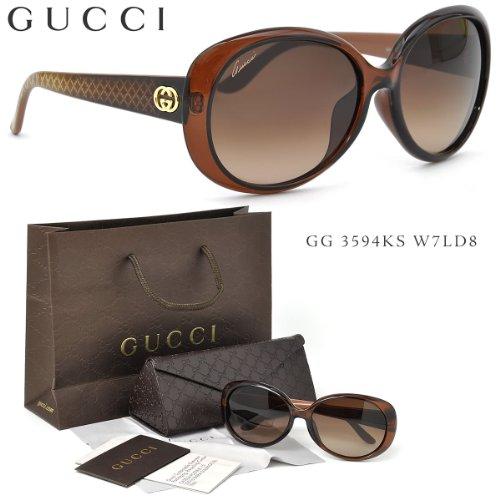 【グッチ サングラス】GUCCI GG 3594KS W7L/D8【2013年新作】【アジアンフィッティングモデル】