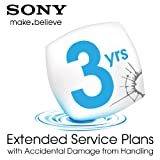 Sony-3 Year Accidental Damage Coverage for Cameras/Camcorders ($201-$300)