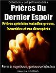 Pri�res Du Dernier Espoir: Pri�res de...