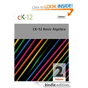 Logo for CK-12 Basic Algebra, Volume 2 Of 2