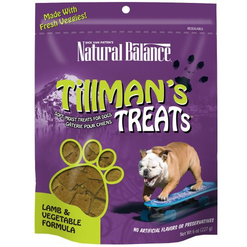 Tillmans Training Tips Dog Treat Lamb