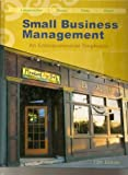 Small Business Management: An Entrepreneurial Emphasis, 13th