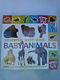 Baby Animals (Sticker Gift Box)