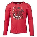 LEGO TAMARA 615 - Camiseta para niñas, color rojo, talla 116