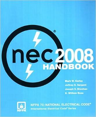 National Electrical Code 2008 Handbook (National Electrical Code Handbook)