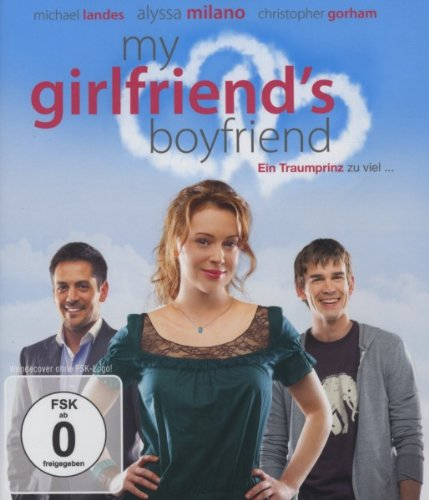 My Girlfriend's Boyfriend [Blu-ray]