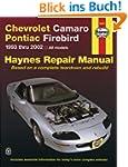 Chevrolet Camaro Pontiac Firebird: 19...