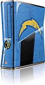 NFL - San Diego Chargers - San Diego Chargers - Alternate Distressed - Microsoft Xbox... by Skinit