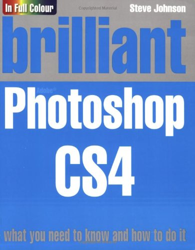 Brilliant Photoshop CS4