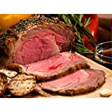 Elite Black Angus Boneless Prime Rib Roast by Rastelli Direct