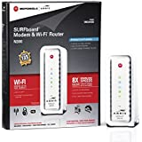 ARRIS SURFboard SBG6400 DOCSIS 3.0 Cable Modem/ Wi-Fi N Router - Retail Packaging - White