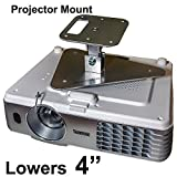 Projector-Gear Projector Ceiling Mount for EPSON PowerLite Home Cinema 3020