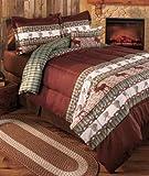 Moose Lodge Queen Comforter Set