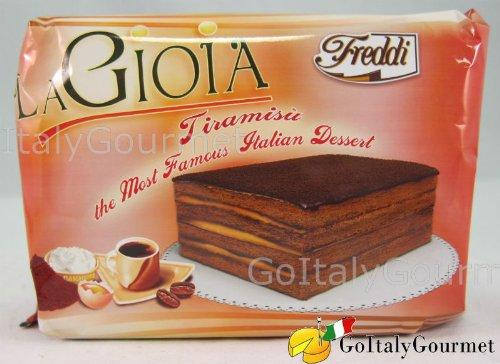 La Gioia Tiramisu Mini-Cake - 4 Pack