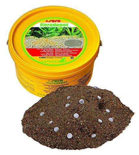 Sera floredepot fertilizzante per piante acquario 2 4 for Piante per acquario online