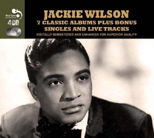 7 Classic Albums Plus by Jackie Wilson