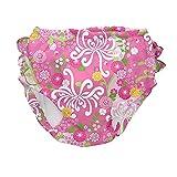 i play. Baby-Girls Infant Ultimate Ruffle Snap Swim Diaper