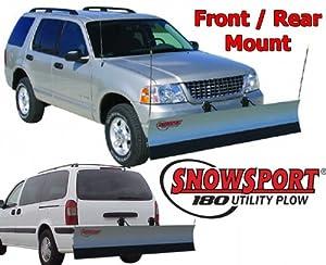 SnowSport; 180 Utility Plow