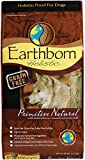 Earthborn Holistic Primitive Natural Grain Free Dry Dog Food, 28 Lb.