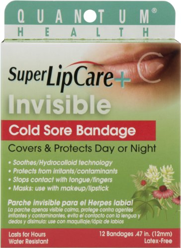 Quantum Health Super Lipcare Plus Invisible Cold