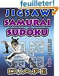 Jigsaw Samurai Sudoku: 100 puzzles