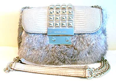 Michael Kors Fur Shoulder Bag 83