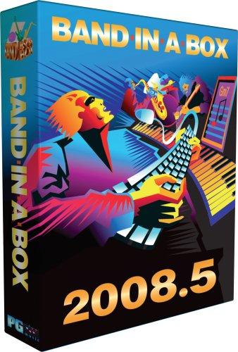 Band In A Box 2008.5 Megapak