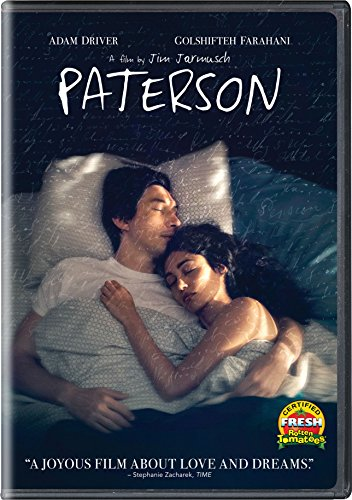DVD : Paterson (Snap Case, Slipsleeve Packaging)