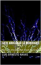SIETE AÑOS BAJO LA MENGUANTE: VIVIR CON DISCAPACIDAD VISUAL EN CARACAS (SPANISH EDITION)