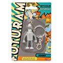 Futurama Bender Bendable Key Chain