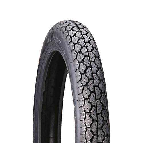 Duro HF319 Front/Rear 4 Ply 3.25-18 Classic Vintage (K70) Motorcycle Tire 0