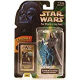 Star Wars POTF Emeperor Palpatine Flashback Action Figure