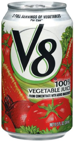 V8 Juice, 11.5-Ounce Can(Pack Of 24) front-463588