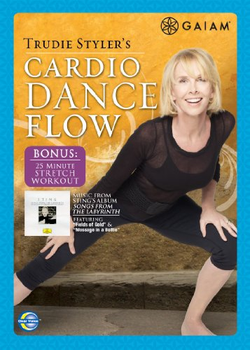 Trudie Styler's Cardio Dance Flow [DVD]