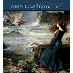 John William Waterhouse 2010 Calendar