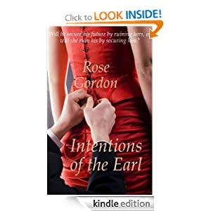 Intentions of the Earl (Scandalous Sisters, Book 1)