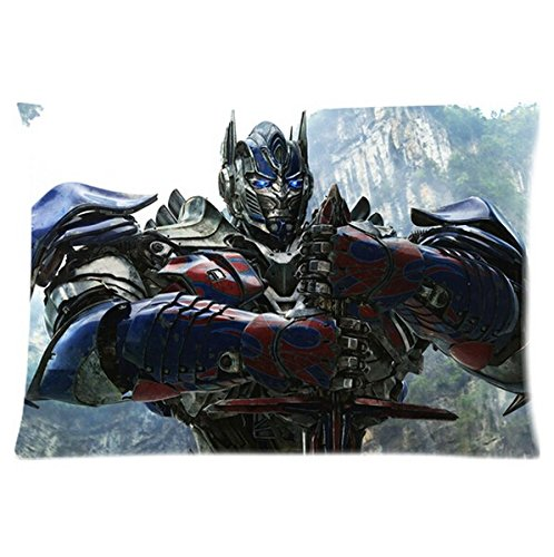 Diy 20*30 Inch 2014 New Customized Unique Innovative Courageous Hot Selling Movie Transformers Pillowcase Two Sides