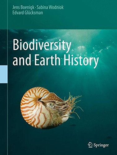 Biodiversity and Earth History, by Jens Boenigk, Sabina Wodniok, Edvard Glücksman