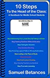 img - for 10 Steps To the Head of the Class : A Handbook for Middle School Students book / textbook / text book