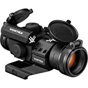 Amazon.com : Vortex Optics StrikeFire 2 Red/Green Dot Sight with Cantilever Mount (SF-RG-501) : Sports & Outdoors