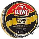 Kiwi Large Parade Gloss Black Shoe Polish (2.5 oz.) (104-011)