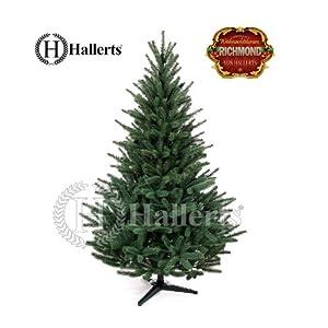 Künstlicher Weihnachtsbaum Spritzguss Edeltanne Richmond 150 cm Kunsttanne Spritzgussweihnachtsbaum  GartenKundenbewertung und Beschreibung