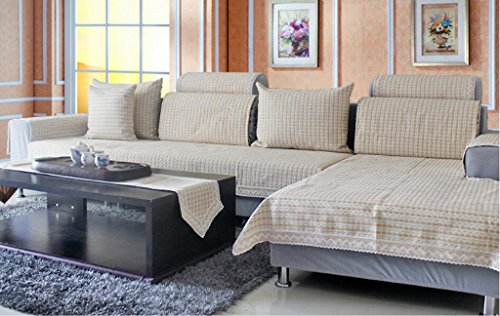 weishenmen 4 quartal jacquard garngef rbt stoff sofas sofas handtuch rutschfeste sitzfl che. Black Bedroom Furniture Sets. Home Design Ideas