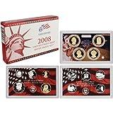 2008 S US Mint Silver Proof Set