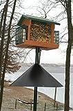 Woodlink NABAF18 Audubon Wrap Around Squirrel Baffle, 18-Inch