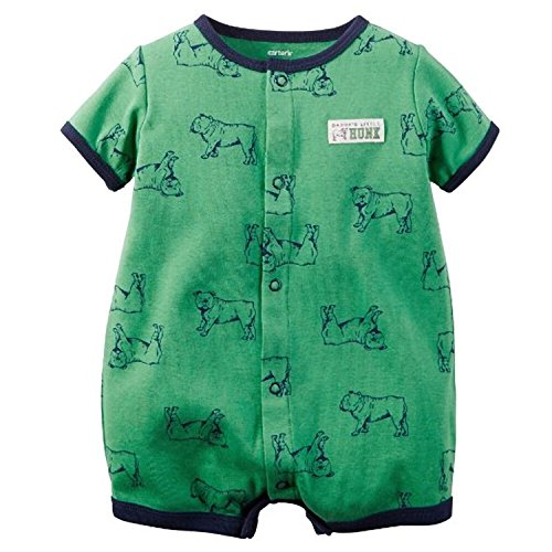 carters-baby-boys-snap-up-algodon-romper-perros