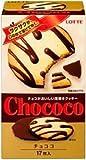 ロッテ チョココ 17枚×5箱