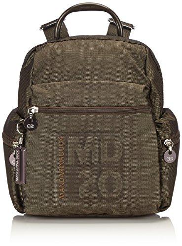 mandarina-duck-md20-tracolla-pirite-womens-backpack-handbags-brown-pirite-32x30x17-cm-b-x-h-x-t